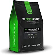 The Protein Works Soy Protein 90 (Isolate) (X 2 Kilograms)
