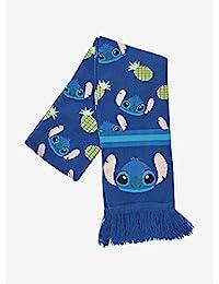 Disney Lilo & Stitch 菠萝围巾
