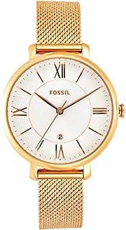Fossil 手表 JACQUELINE ES4352 女士 玫瑰金