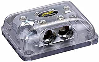 Stinger SPD514 PRO Series Power or Ground Distribution Block with ShocKrome Finish