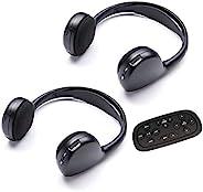 Suburban 无线耳机和 DVD 遥控器适用于 The Suburban (仅限 2015 和 2016 年)