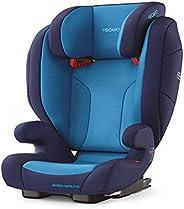 RECARO Monza Nova Evo Seatfix 氙气蓝色