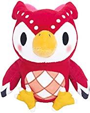 [Saneiboeki 三英贸易] 动物森友会 ALL STAR COLLECTION 全明星集合 傅珂(S号) 毛绒玩具 高14厘米 DP19
