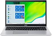 Acer 宏碁 Aspire 5 A515-56-36UT | 15.6 英寸全高清显示屏 | * 11 代英特尔酷睿 i3-1115G4 处理器 | 4GB DDR4 | 128GB NVMe SSD | WiFi 6