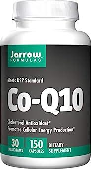 Jarrow Formulas 輔酶 Co-Q10,30 毫克,150 粒膠囊
