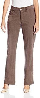 Lee Women's Petite Comfort Fit Kassidy Straight Leg Pant