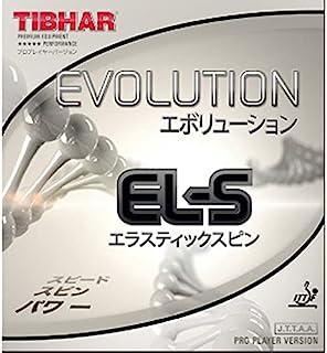 TIBHAR 乒乓球 橡胶 Evolution EL-S 旋转系高张力