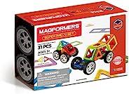 Magformers *拉力赛 31 件磁性建筑套装
