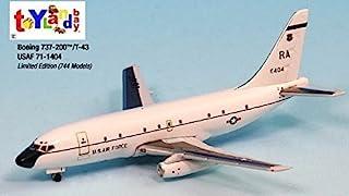 InFlight500 USAF 波音 波音 737-200 T-43 1:500 比例压铸薄荷*