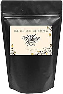 Mason Bee 混合泥浆,Mason Bee 粘土,适用于梅森蜜蜂房屋