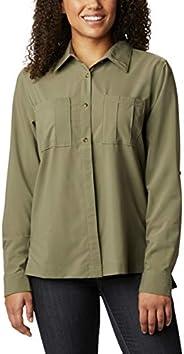Columbia 哥伦比亚 女式 Essential Elements 针织长袖衬衫