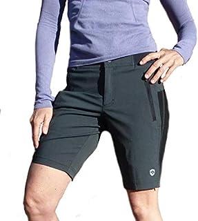 ELEVENPINE 女式 Rip It Up 骑行可转换紧身裤到休闲短裤