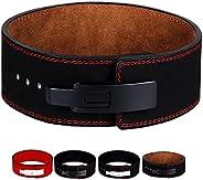 IBRO Power Lever 健身腰带 | 10 毫米真皮 | 适用于深蹲死者举重健身
