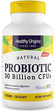 Healthy Origins 益生元素食胶囊,300亿个CFU,货架稳定度,150粒