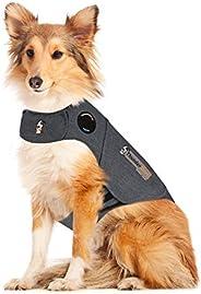 Thundershirt Dog Anxiety Solution 麻灰 大