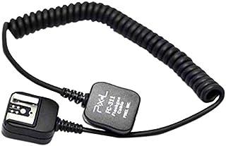 PIXEL FC-311 (3.6M) i-TTL 相机闪光同步延长线适用于 CANON 数码单反相机。