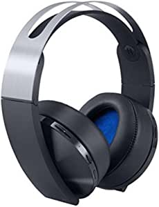 PlayStation Platinum 无线耳机-PlayStation 4