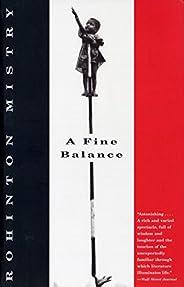A Fine Balance (Vintage International) (English Edition)