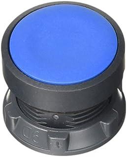 Schneider 施耐德 ZB5AA6 正面元件,圆形按钮,无障碍,平整,中性,蓝色,直径22厘米