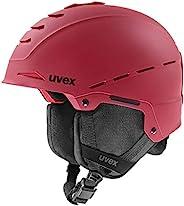 UVEX 优维斯 中性款 – 成人 Legend pro 滑雪头盔
