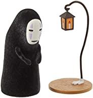 吉卜力工作室 千与千寻 人偶收藏 无脸男 提灯 套装 高约24.5厘米