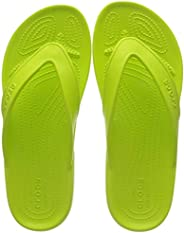 Crocs 卡骆驰 男式和女式经典 Ii 人字拖 | 休闲沙滩淋浴鞋凉鞋