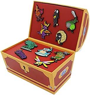 Spyro Pin 徽章胸盒套装