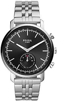[Fossil] 智能手表 LUTHER BQT1100 男士 银色