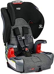 Britax Grow with You ClickTight *带-2-增高汽车座椅| 双层碰撞保护 - 25-120 磅 Stayclean 面料采用 Nanotex 技术 [ 新版 Frontier ]