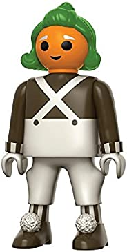 Funko Willy Wonka & The Chocolate Factory Oompa Loompa Playmobil 乙烯