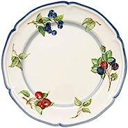 Villeroy & Boch 德国唯宝 Cottage 餐盘,26厘米,优质瓷器,白