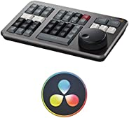 Blackmagic Design Davinci Resolve Speed Editor Bundle with Davinci Resolve 17 Studio(加密狗)