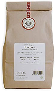 The Tao of Tea Rooibos, 100% Organic African Red Herb, 1-Pound