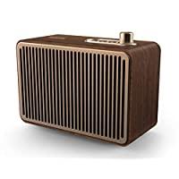 Philips 飞利浦 便携式蓝牙扬声器VS500 / 00(蓝牙,10小时电池寿命,强劲声音,饱满的低音,3.5毫米音频插口,10 W)棕色