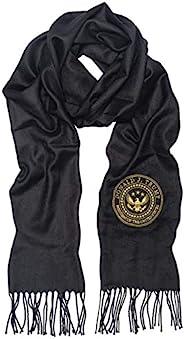 总统 Donald J. Trump Seal 黑色 * 羊绒围巾