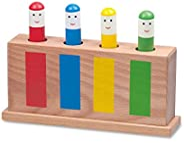 Galt Toys 经典弹出式玩具,多色