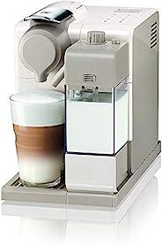 De'Longhi 德龙 Nespresso Lattissima Touch,单人份胶囊咖啡机 自动泡沫牛奶,卡布奇诺和拿铁,EN560.W,白色