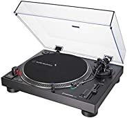 Audio Technica 鐵三角 AT-LP120XUSB手動直驅式唱盤(模擬和USB)