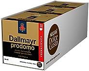 NESCAFé Dolce Gusto Dallmayr Prodomo, XXL-Vorratsbox, 90 Kaffeekapseln, 100 Prozent Arabica-Bohnen, Aromaversi