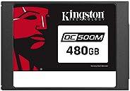 Kingston Data Centre DC500R Enterprise 固态硬盘SEDC500M/480G Mixed-Use 480 GB