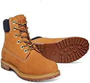 Timberland 添柏嵐 女士 6 英寸高級防水小麥靴尺碼 7 A1SI1WHEATSZ7