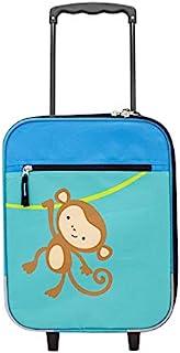 Toito Wear 儿童推车 AFFE 儿童行李箱 42厘米 12升 蓝色/绿松石