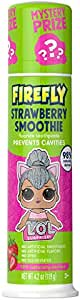 Firefly L.O.L. Surprise 抗龋齿含氟牙膏,草莓冰沙味 119g,12支装