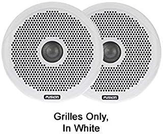 Garmin 佳明 010-01645-00 Ms-FR4GW,融合,4英寸格栅白色,一对