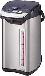 TIGER 虎牌 保温瓶 电热水壶 5L 黑色 无蒸汽 省电 VE 保温 TOKUKO SAN PIE-A500-K Tiger 需配变压器
