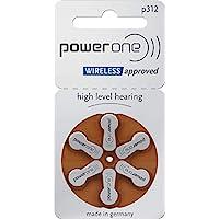 Varta Powerone p312 助聽器電池(無汞)1 pack