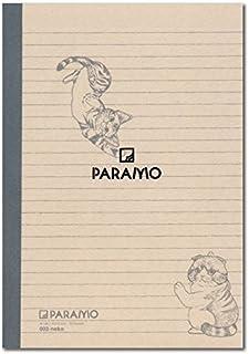 缪斯 包装盒 PARAMO A5 只需将图案改变 猫