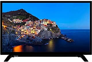 Toshiba 东芝 Ecran/TV LED 32 英寸 32WL1A63DG HD Ready (黑色 )