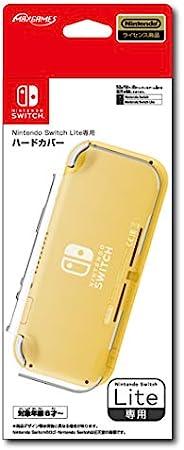 MAXGAMES 【任天堂授权产品】Nintendo Switch Lite专用硬质保护壳 透明