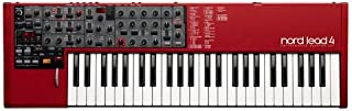 Nord 铅钥匙合成器AMS-NL4 4-Part Multi-Timbral Synthesizer 大